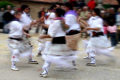 Repertorio grupo de danzas Segovia